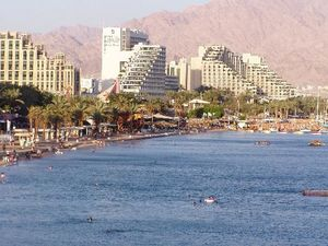eilat-the-hotels-area